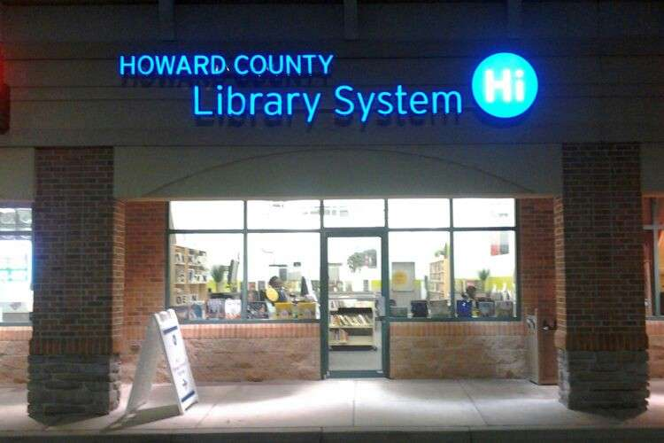 Howard County Library System - Savage Branch - library  | Photo 6 of 10 | Address: 9525 Durness Ln, Laurel, MD 20723, USA | Phone: (410) 313-0760