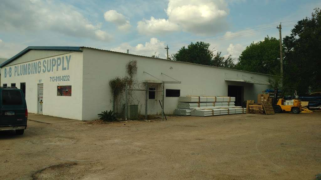 B & B Plumbing Supply Inc - hardware store  | Photo 4 of 6 | Address: 807 Spencer Hwy, South Houston, TX 77587, USA | Phone: (713) 910-0232