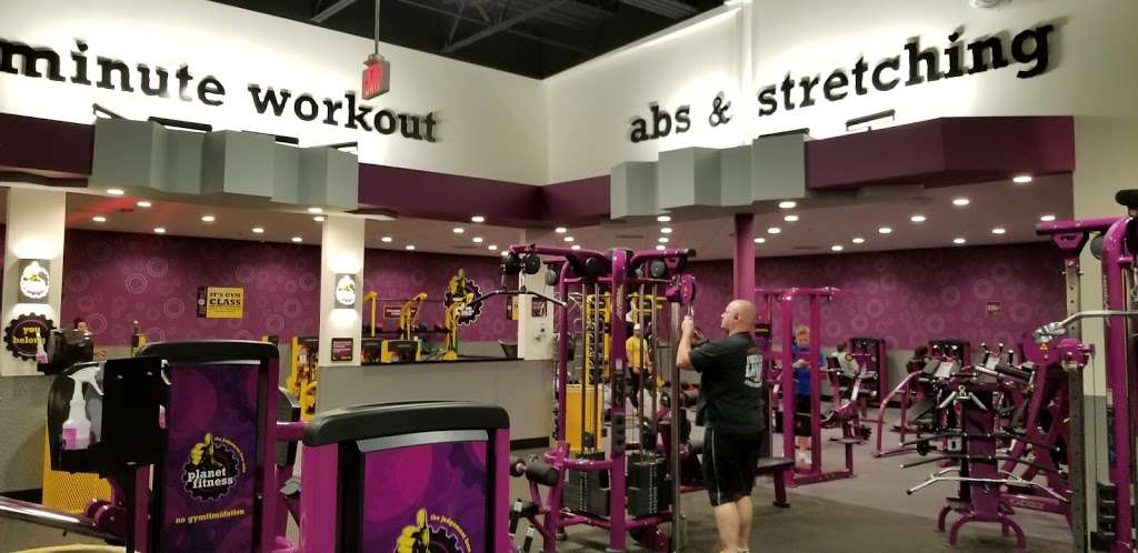 Planet Fitness - gym  | Photo 7 of 10 | Address: 1270 Strongbow Center Dr #200, Valparaiso, IN 46383, USA | Phone: (219) 510-5865