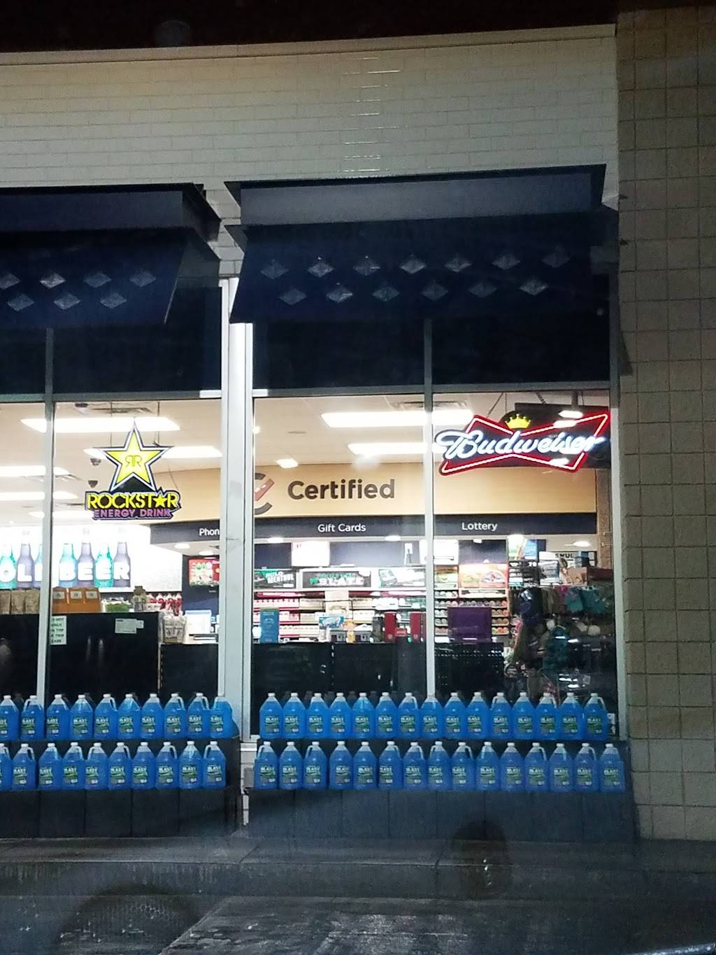 Certified Oil - gas station  | Photo 7 of 9 | Address: 1093 Frank Rd, Columbus, OH 43223, USA | Phone: (614) 351-4476