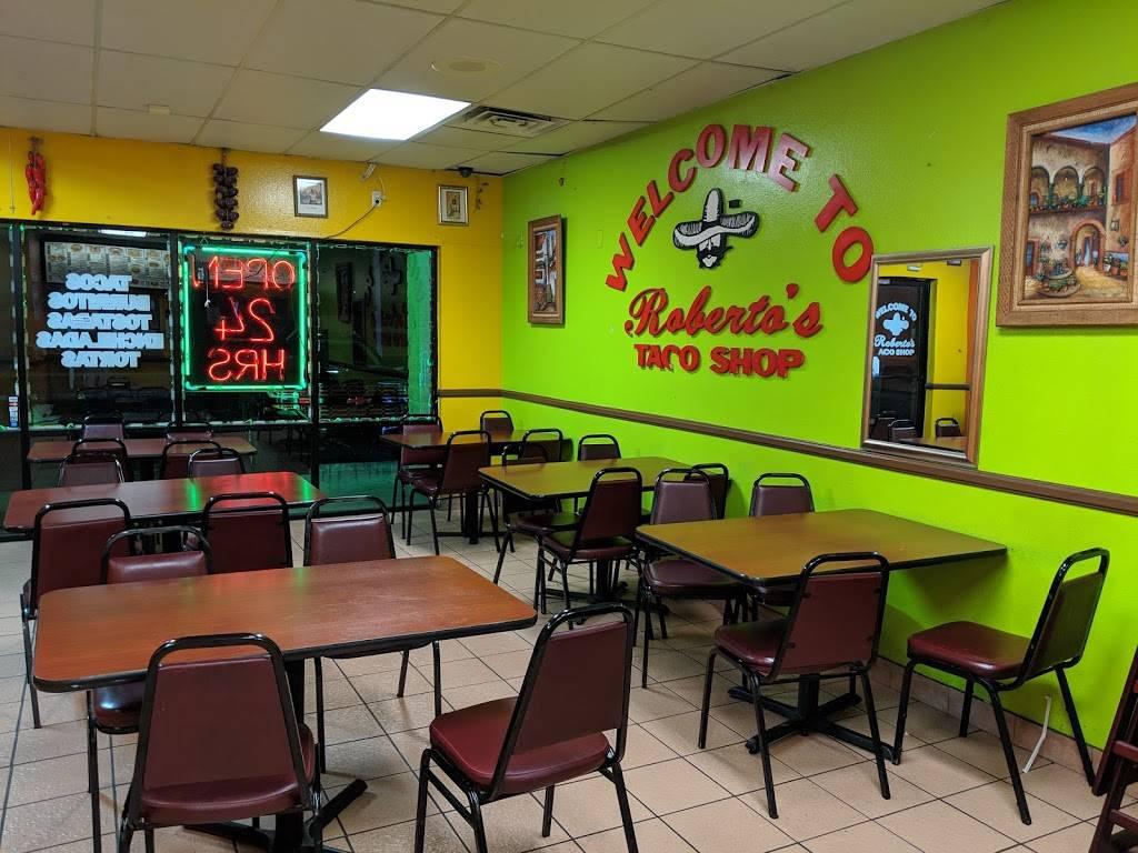 Robertos Taco Shop - restaurant  | Photo 4 of 10 | Address: 4955 E Craig Rd, Las Vegas, NV 89115, USA | Phone: (800) 970-5111