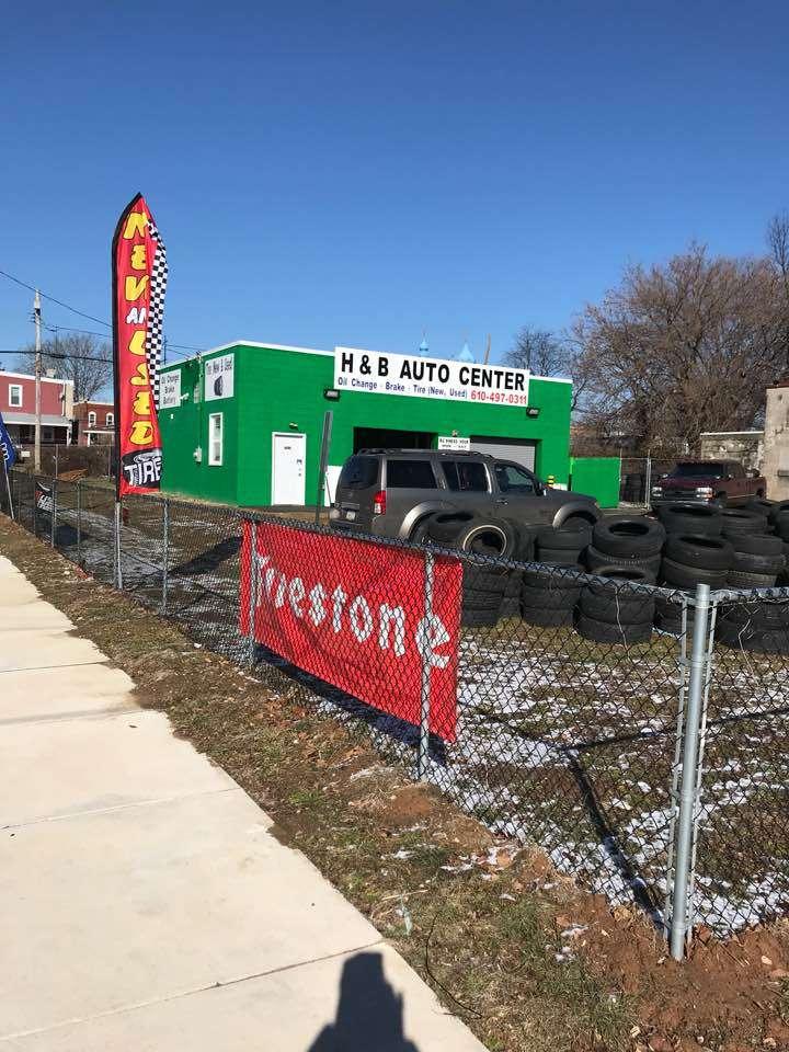 H&B Auto Center - car repair  | Photo 3 of 10 | Address: 2524 W 3rd St, Chester, PA 19013, USA | Phone: (610) 497-0311