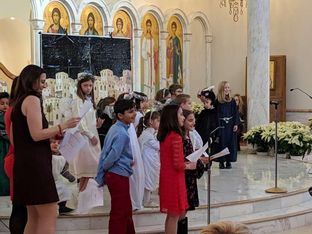 Saint Catherine Greek Orthodox Church - church  | Photo 5 of 9 | Address: 5555 S Yosemite St, Greenwood Village, CO 80111, USA | Phone: (303) 773-3411