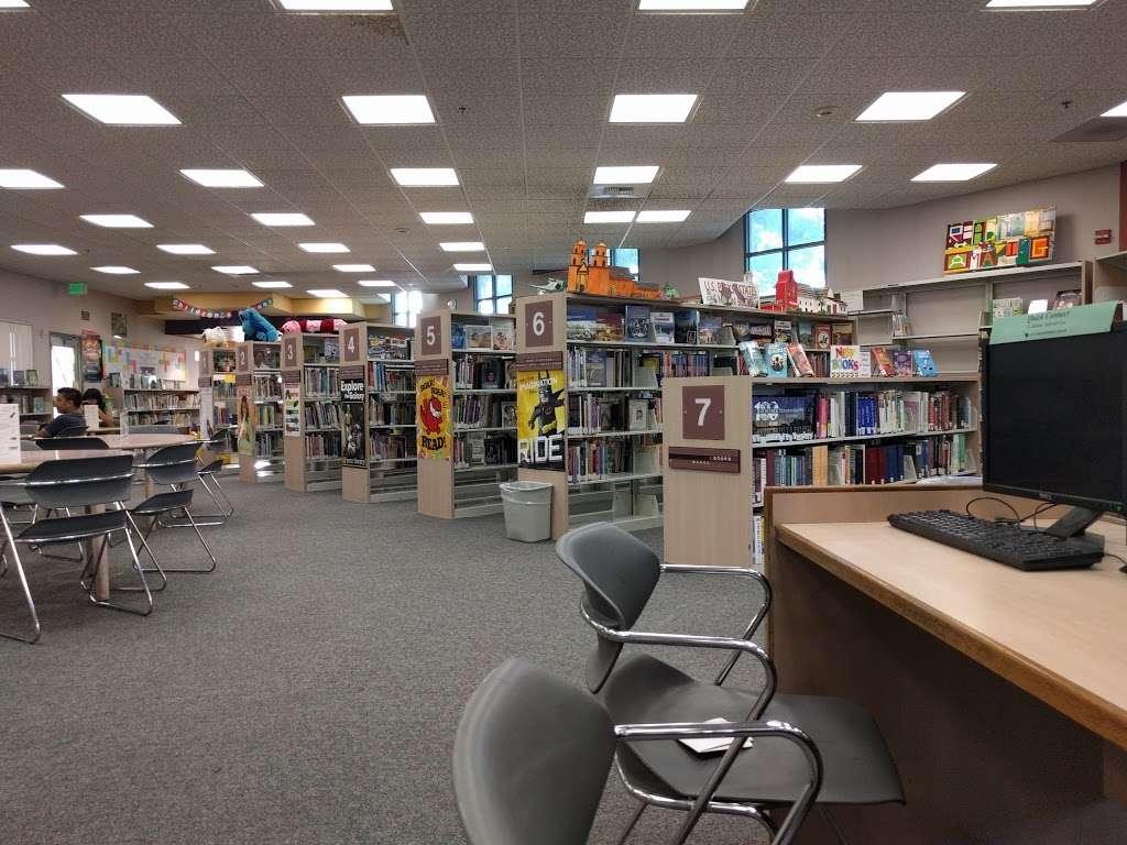 Junipero Serra Branch Library - library  | Photo 2 of 8 | Address: 4607 S Main St, Los Angeles, CA 90037, USA | Phone: (323) 234-1685