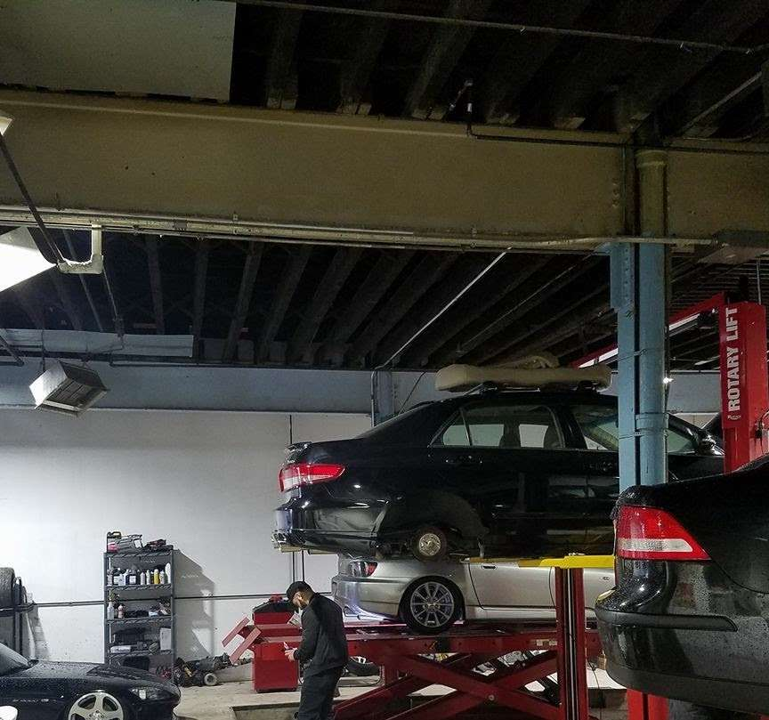 The Stance Shop - car repair  | Photo 8 of 10 | Address: 20-02 29th St, Astoria, NY 11105, USA | Phone: (917) 435-6372