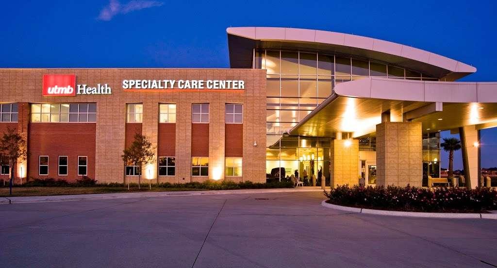 UTMB Health Orthopedic - League City Campus Clinics - doctor  | Photo 1 of 2 | Address: 2240 Gulf Fwy S #1, League City, TX 77573, USA | Phone: (832) 505-1200
