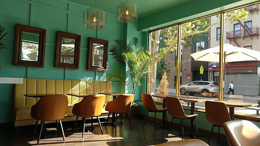 Cafe On Ralph - cafe  | Photo 6 of 10 | Address: 86 Ralph Ave, Brooklyn, NY 11221, USA | Phone: (347) 461-9669