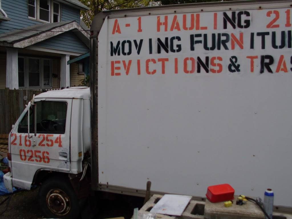 A-One Hauling - moving company  | Photo 1 of 10 | Address: 12222 Lorain Ave, Cleveland, OH 44102, USA | Phone: (216) 254-0256