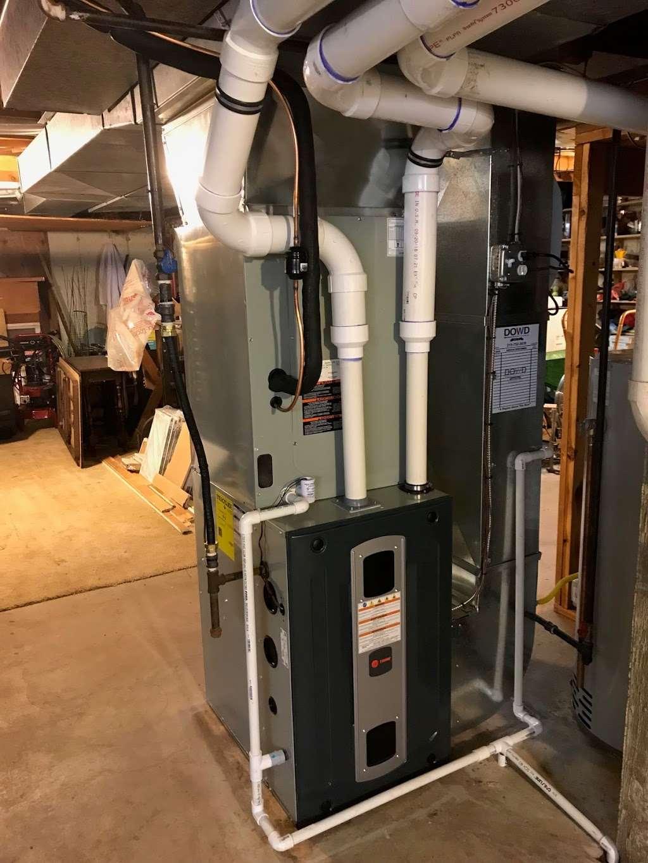 Dowd Mechanical Heating & Air Conditioning - home goods store    Photo 4 of 10   Address: 1327 Adams Rd F, Bensalem, PA 19020, USA   Phone: (215) 515-2999