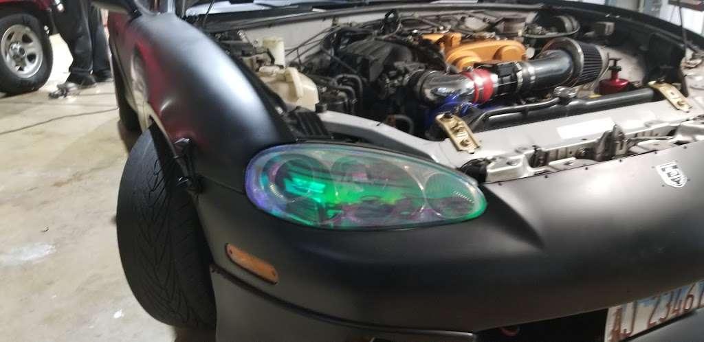 EMJ WINDOW TINT SPECIALISTS - car repair  | Photo 9 of 10 | Address: 2291 Cornell Ave, Montgomery, IL 60538, USA | Phone: (224) 318-6134