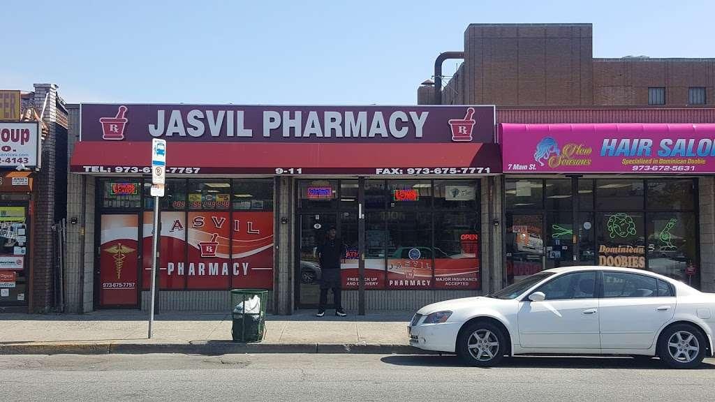 Jasvil Pharmacy - pharmacy  | Photo 1 of 1 | Address: 9 Main St, City of Orange, NJ 07050, USA | Phone: (973) 675-7757