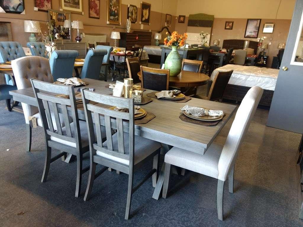 Furniture Warehouse - furniture store    Photo 1 of 3   Address: 17827 Bear Valley Rd # A, Hesperia, CA 92345, USA   Phone: (760) 244-4748
