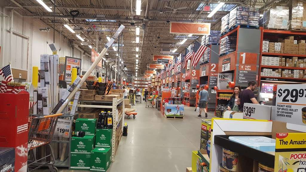 The Home Depot - hardware store  | Photo 2 of 10 | Address: 600 Connecticut Ave, Norwalk, CT 06854, USA | Phone: (203) 854-9111