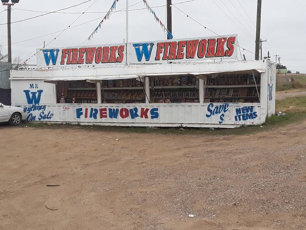 Mr. W Fireworks - store  | Photo 1 of 8 | Address: 6924 TX-359, Laredo, TX 78043, USA | Phone: (210) 622-3112