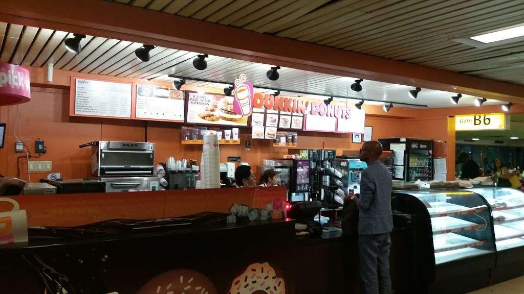 Dunkin Donuts - cafe  | Photo 3 of 10 | Address: LaGuardia Rd, Flushing, NY 11371, USA