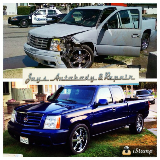 Jays Auto Body & Repair - car repair  | Photo 7 of 10 | Address: 27200 3rd St, Highland, CA 92346, USA | Phone: (909) 401-1919