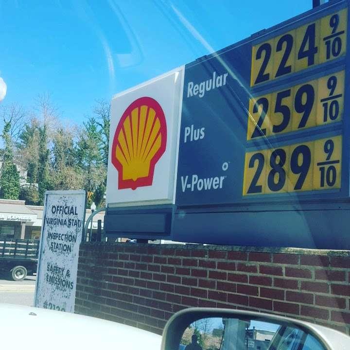 Shell - gas station    Photo 4 of 5   Address: 3332 Lee Hwy, Arlington, VA 22207, USA   Phone: (703) 522-2229