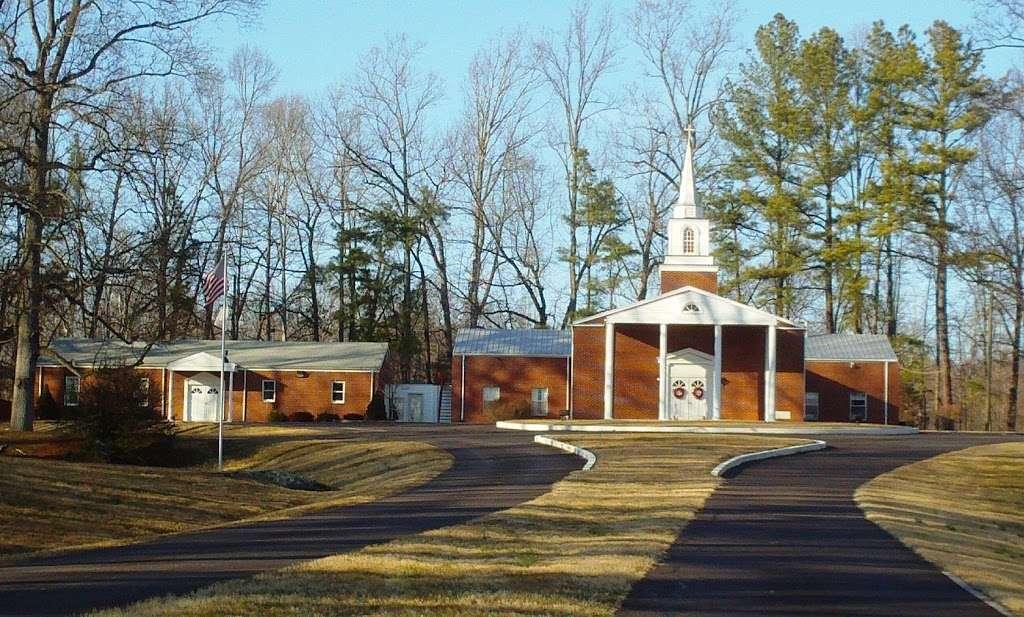 New Salem Baptist Church - church  | Photo 1 of 4 | Address: Boston, VA 22713, USA | Phone: (540) 825-6614