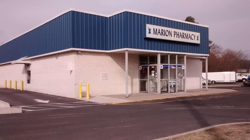 Marion Pharmacy - pharmacy  | Photo 1 of 3 | Address: 26427 Burton Ave, Crisfield, MD 21817, USA | Phone: (410) 968-2300