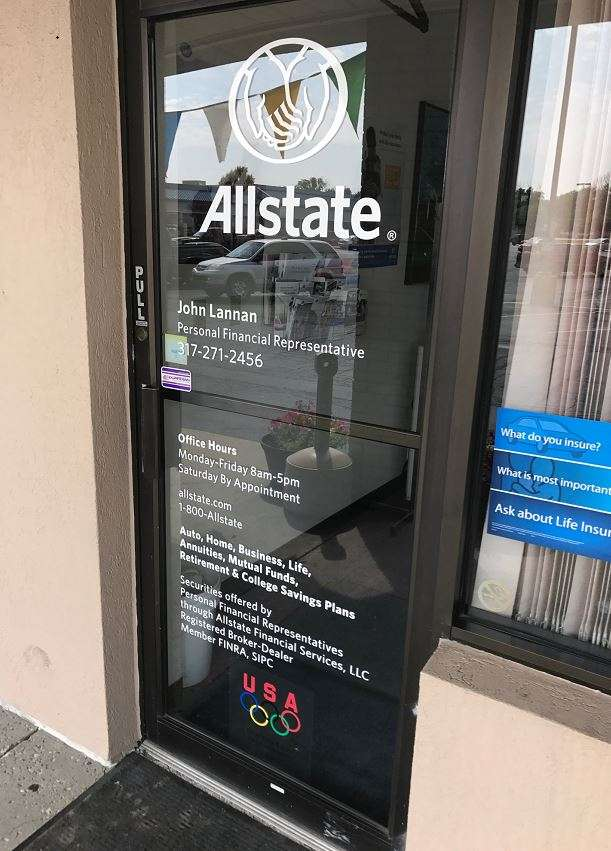 John Lannan: Allstate Insurance - insurance agency  | Photo 7 of 8 | Address: 54 S Girls School Rd, Indianapolis, IN 46231, USA | Phone: (317) 271-2456