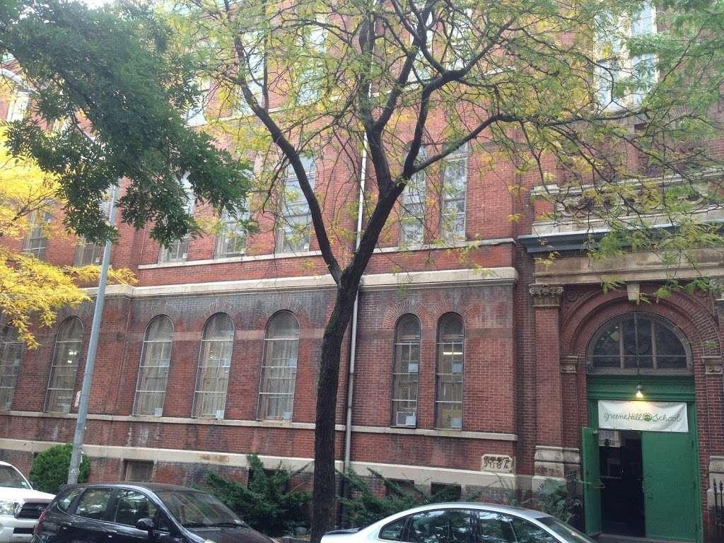 Greene Hill Elementary School - school  | Photo 1 of 2 | Address: 39 Adelphi St, Brooklyn, NY 11205, USA | Phone: (718) 230-3608