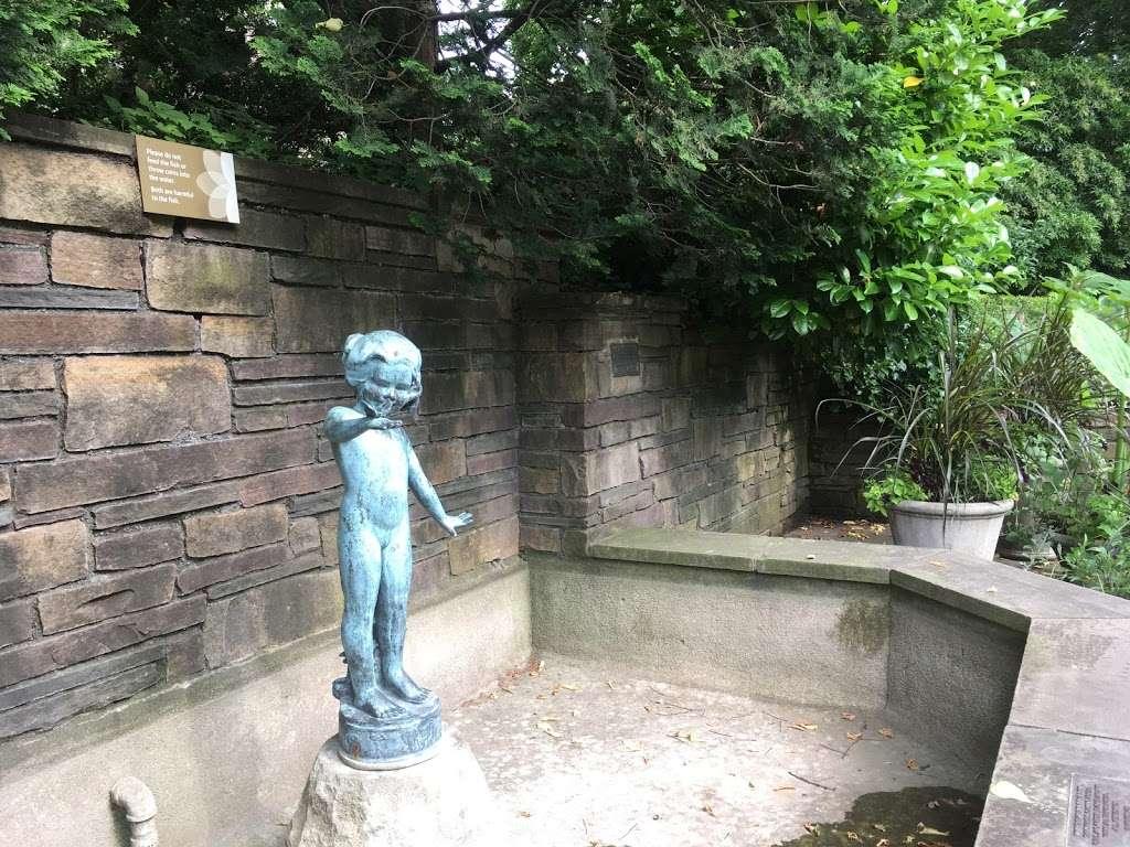 Fragrance Garden Alice Recknagel Ireys - park  | Photo 7 of 10 | Address: 998 Mary Pinkett Avenue, Brooklyn, NY 11225, USA | Phone: (718) 623-7200