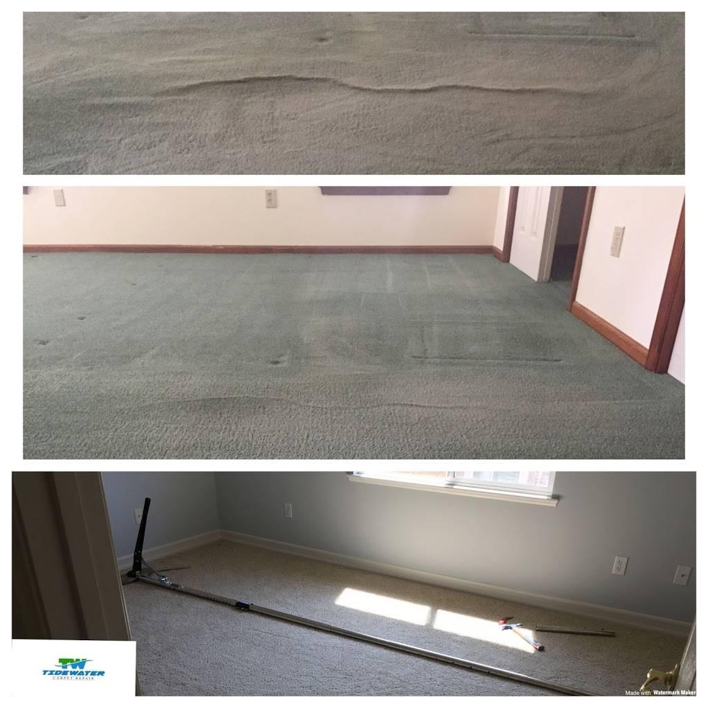 Tidewater Carpet Repair - laundry  | Photo 7 of 8 | Address: 5432 Ashby St, Norfolk, VA 23502, USA | Phone: (757) 648-0586