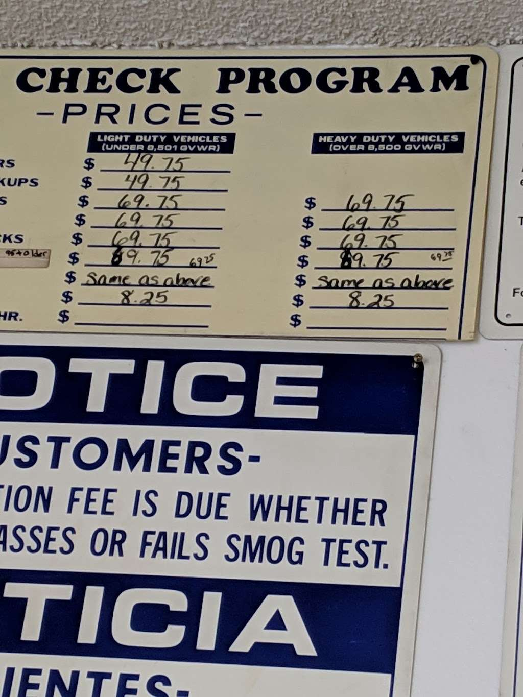 G & G Smog Only - car repair  | Photo 1 of 1 | Address: 460 Tennessee St, Redlands, CA 92373, USA | Phone: (909) 793-4589