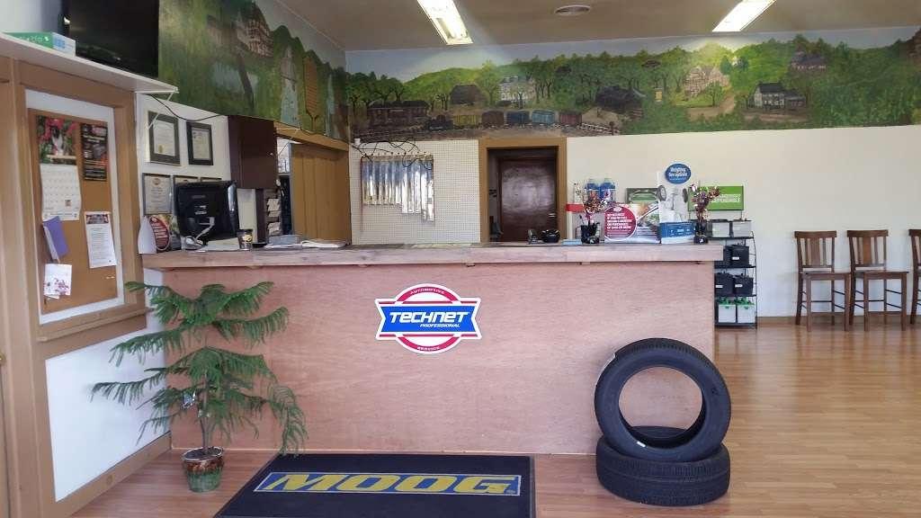 Hearn Enterprises - car repair  | Photo 2 of 8 | Address: 603 White St, Bowmanstown, PA 18030, USA | Phone: (610) 852-7030
