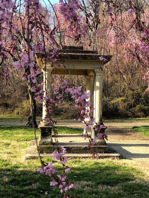 Stone Gazebo - park  | Photo 7 of 10 | Address: Avenue of the Republic, Philadelphia, PA 19131, USA
