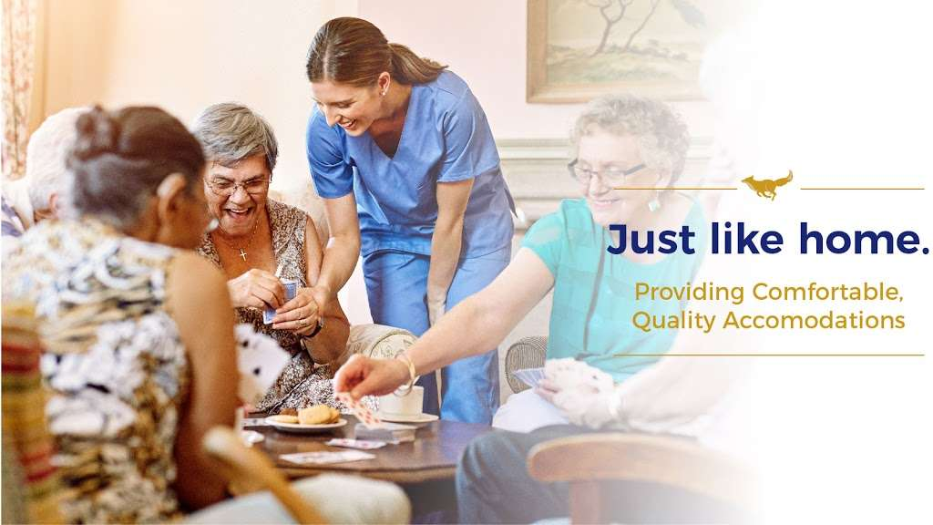 Fox Trail Memory Care Living at Paramus - health  | Photo 1 of 2 | Address: 143 N Farview Ave, Paramus, NJ 07652, USA | Phone: (201) 304-7239