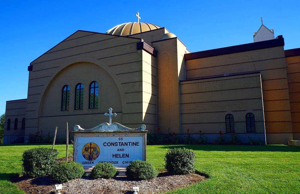 Sts. Constantine & Helen Greek Orthodox Church - church  | Photo 5 of 10 | Address: 2747 Riva Rd, Annapolis, MD 21401, USA | Phone: (410) 573-2072