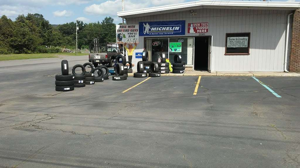 The Tire Guys - car repair  | Photo 7 of 10 | Address: 2261 Sans Souci Pkwy, Hanover, PA 18706, USA | Phone: (570) 223-4212