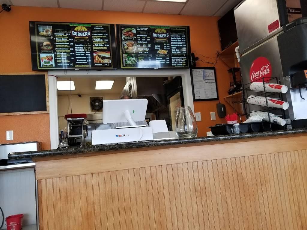 Greenwood Flame Burger - restaurant  | Photo 10 of 10 | Address: 10410 Greenwood Ave N B, Seattle, WA 98133, USA | Phone: (206) 708-7743