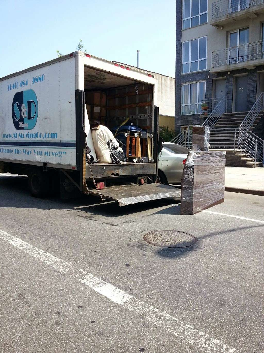 S&D Moving and Storage Co. - moving company  | Photo 6 of 10 | Address: 400 E Gun Hill Rd, Bronx, NY 10467, USA | Phone: (646) 494-0232