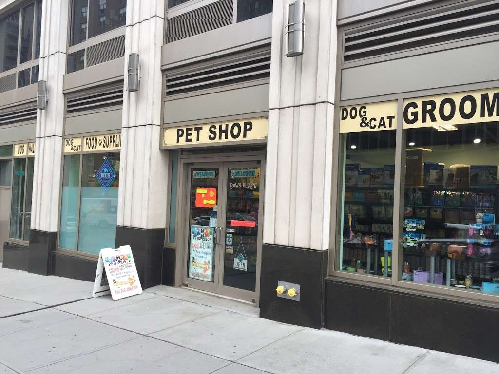 Paws Place - store  | Photo 1 of 2 | Address: 120 Riverside Blvd, New York, NY 10069, USA | Phone: (212) 362-2300