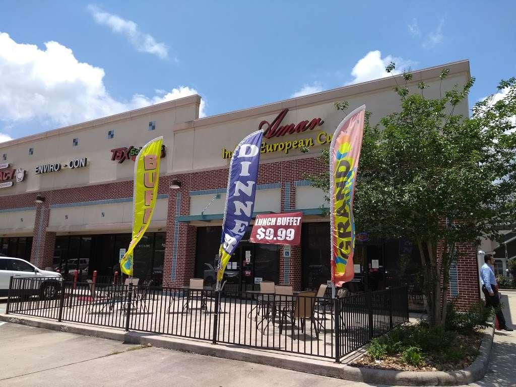 Amar Indian-European Cuisine - restaurant  | Photo 3 of 10 | Address: 1855 Barker Cypress Rd #100, Houston, TX 77084, USA | Phone: (832) 321-4014