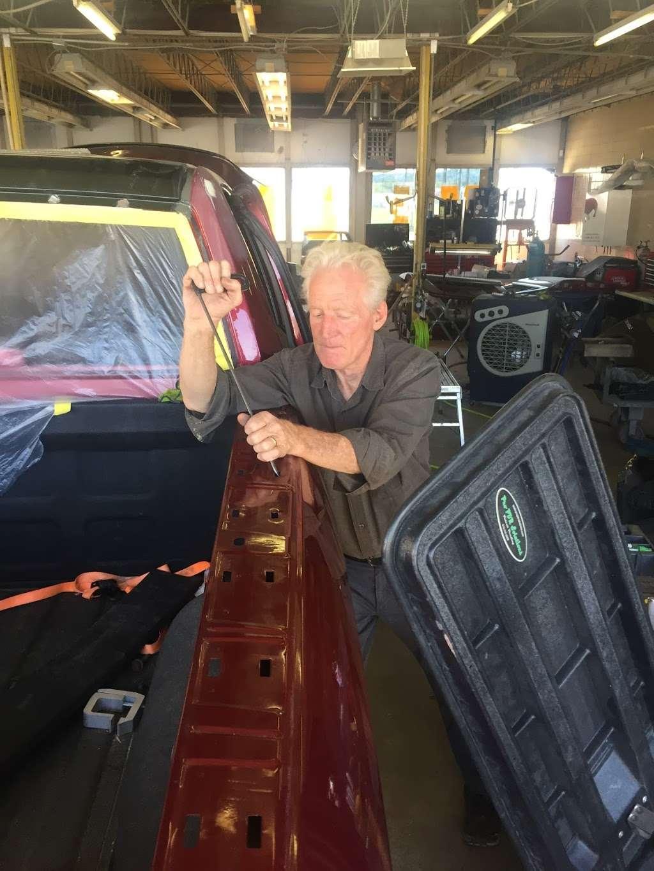 Dent Clinic - car repair  | Photo 3 of 7 | Address: 243 Walnut Ave, Palmer Lake, CO 80133, USA | Phone: (719) 641-7902