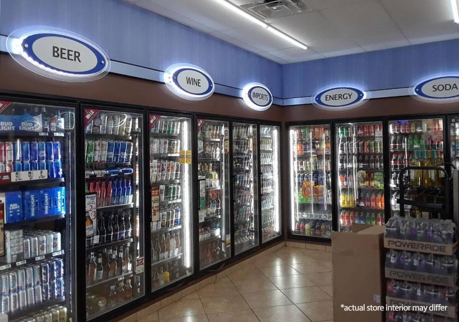 Kangaroo Express - convenience store  | Photo 3 of 5 | Address: 9401 Parkway E, Birmingham, AL 35215, USA | Phone: (205) 836-3941