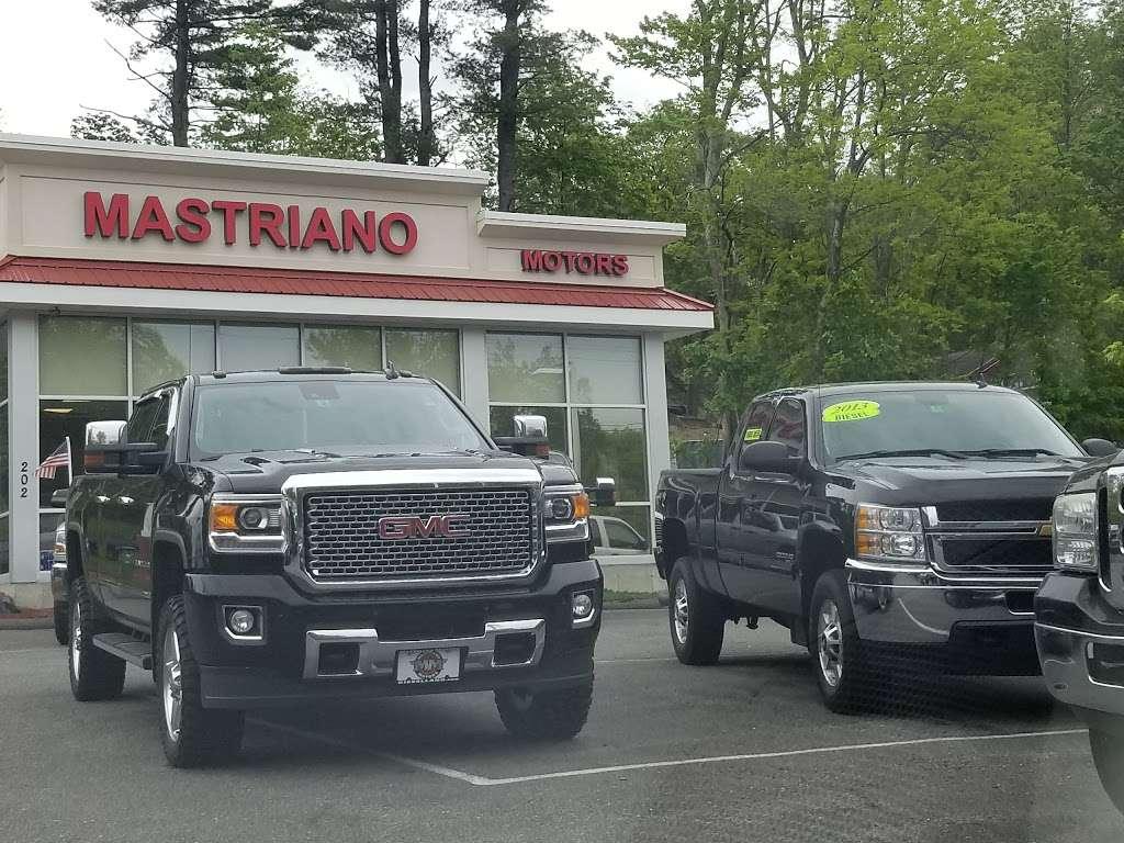 Diesel Land Truck Sales New Hampshire - Mastriano Motors - car dealer  | Photo 1 of 6 | Address: 202 N Broadway, Salem, NH 03079, USA | Phone: (603) 952-4500