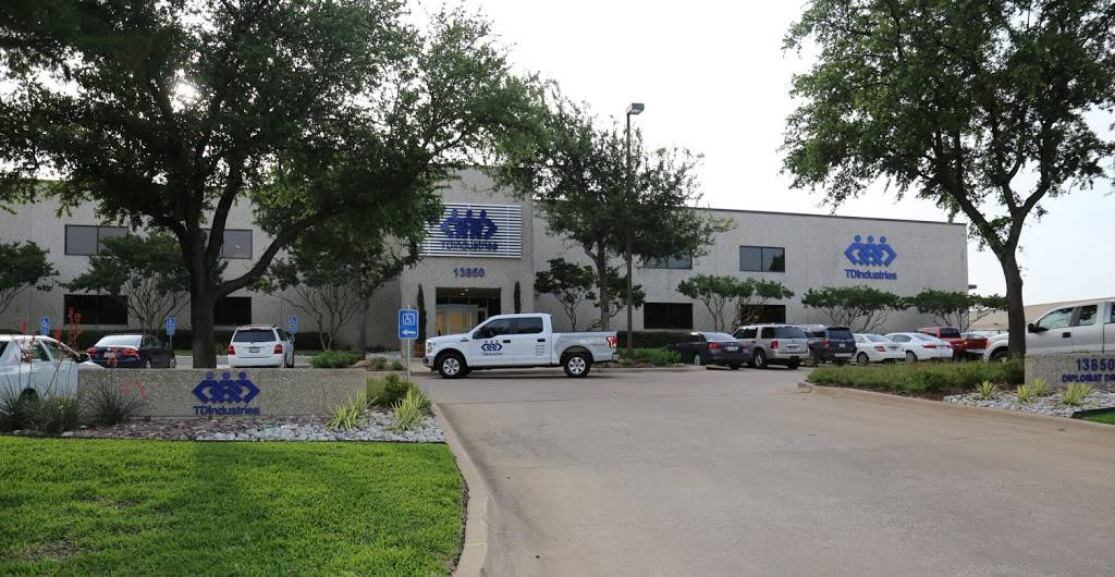 TDIndustries Inc - plumber  | Photo 8 of 9 | Address: 13850 Diplomat Dr, Dallas, TX 75234, USA | Phone: (972) 888-9500