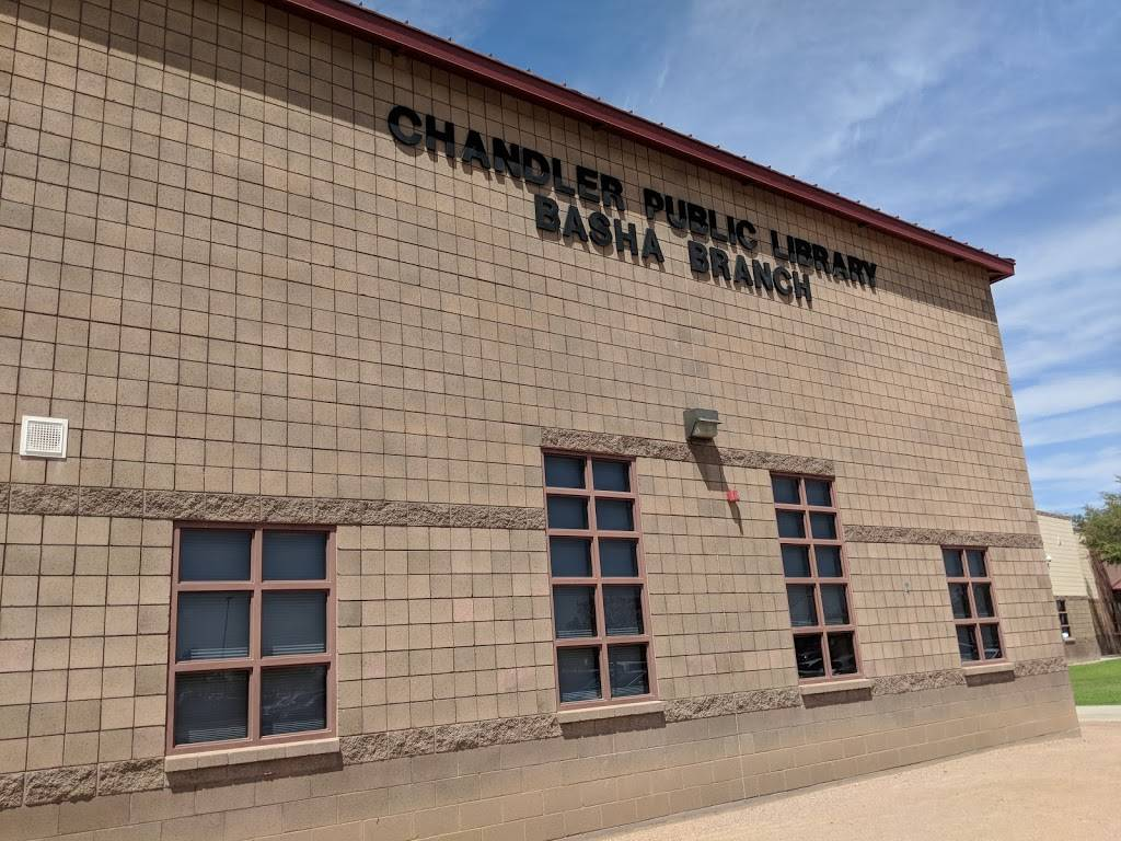 Chandler Basha Library - library    Photo 7 of 9   Address: 5990 S Val Vista Dr, Chandler, AZ 85249, USA   Phone: (480) 782-2800