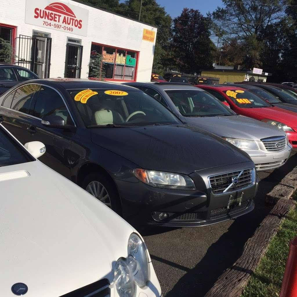 Sunset Auto - car dealer  | Photo 8 of 10 | Address: 6623 Old Statesville Rd, Charlotte, NC 28269, USA | Phone: (704) 597-0149