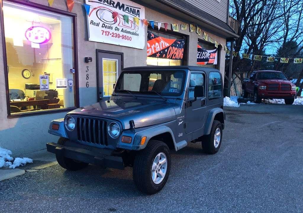 CarMania, LLC - car dealer  | Photo 4 of 10 | Address: 386 W Market St, Hallam, PA 17406, USA | Phone: (717) 239-9580