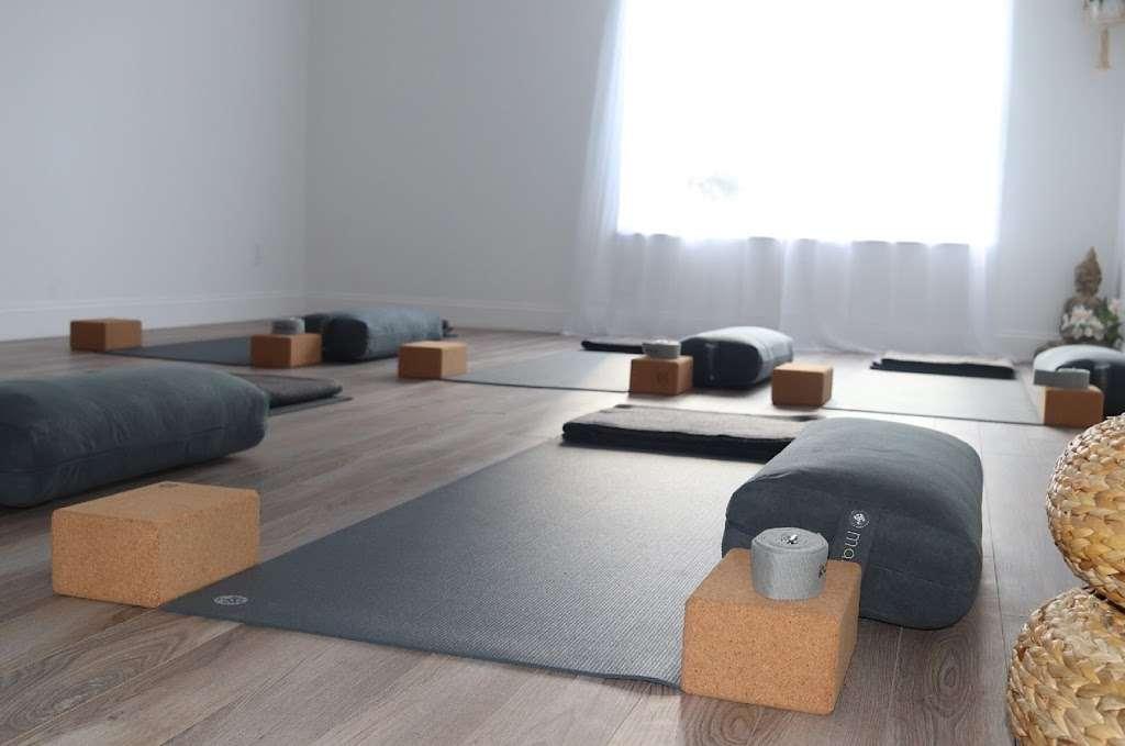 Nkisoy Yoga - gym  | Photo 1 of 10 | Address: 2000 Bigler St 2nd floor, Fort Lee, NJ 07024, USA | Phone: (856) 373-8612