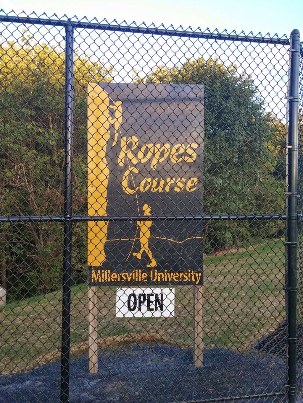 Millersville University Ropes Course | 125 Pucillo Dr ...