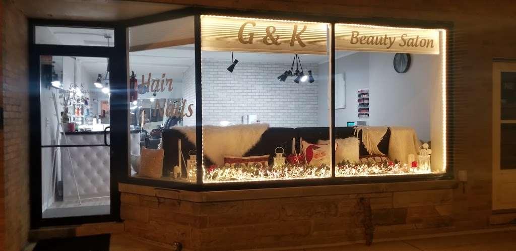 G&K BEAUTY SALON - hair care  | Photo 1 of 4 | Address: 8208 W Belmont Ave, Chicago, IL 60634, USA | Phone: (773) 791-0835