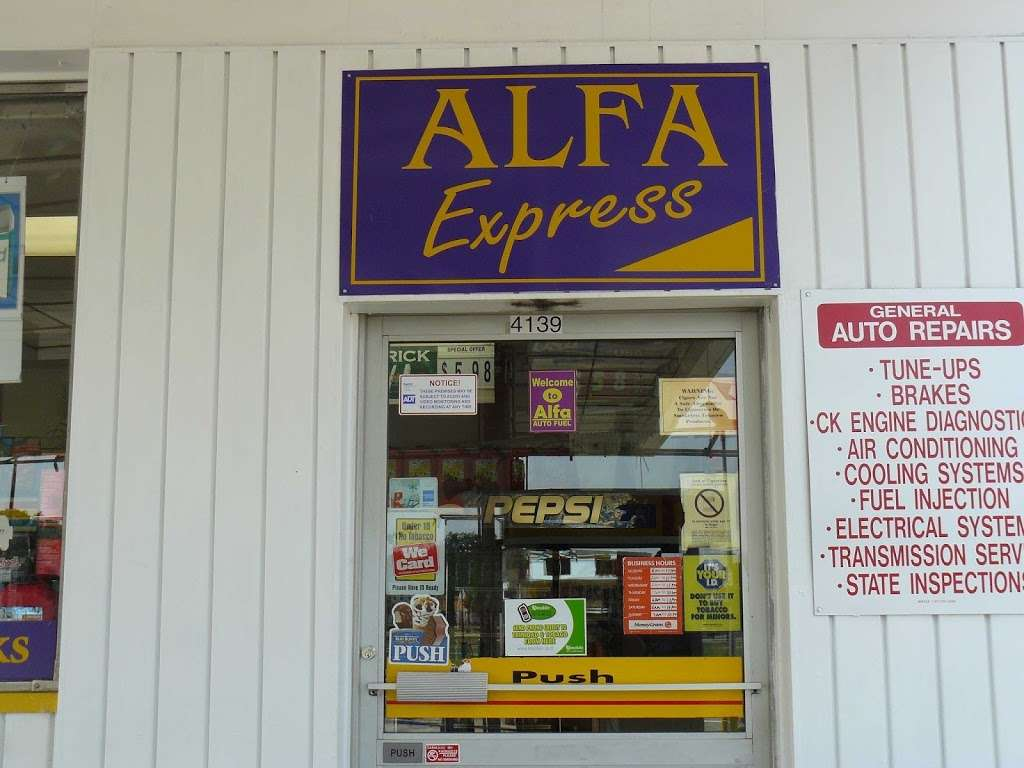 ALFA Auto Fuel - gas station  | Photo 2 of 4 | Address: 4139 Washington St, Roslindale, MA 02131, USA | Phone: (617) 327-6133