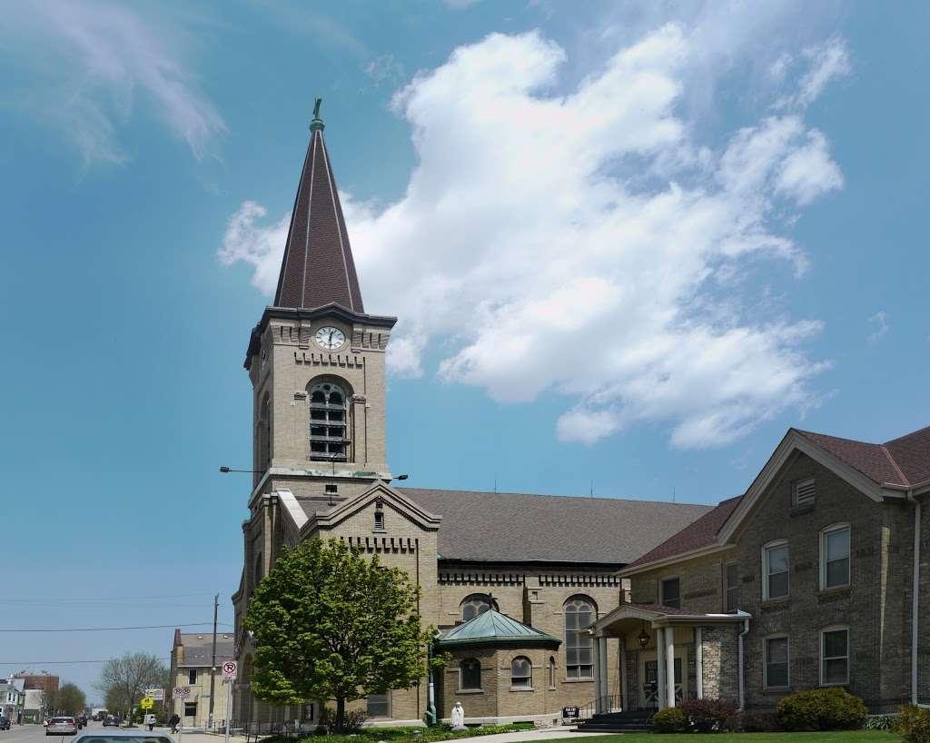 St Augustine Church - church  | Photo 4 of 10 | Address: 2530 S Howell Ave, Milwaukee, WI 53207, USA | Phone: (414) 744-0808