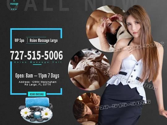VIP Spa │Oriental Massage Largo - spa    Photo 8 of 9   Address: 12994 Walsingham Rd, Largo, FL 33774, USA   Phone: (727) 515-5006